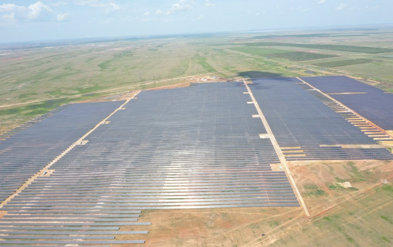 Russia's Hevel plugs in 100-MW Nura PV farm in Kazakhstan