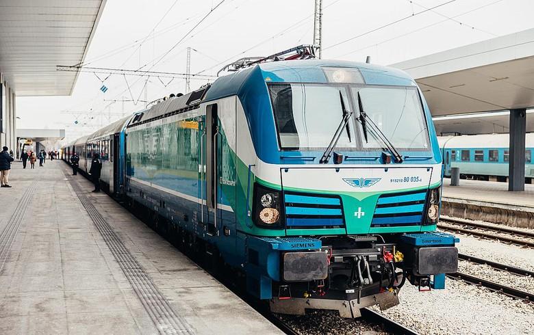 保加利亚的BDZ乘客投入运营四个Siemens Smartron Lofomotives