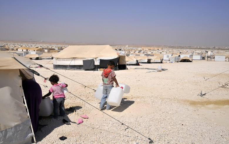 Germany's KfW backs solar project for Syrian refugees in Jordan