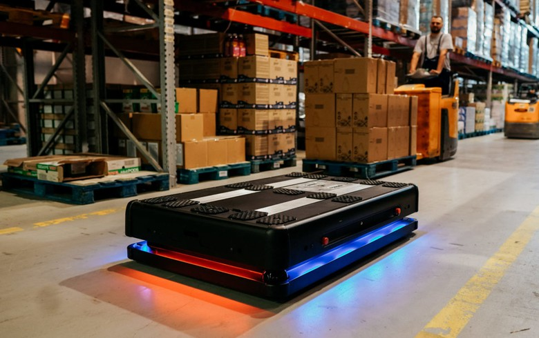 Orbico Croatia launches pilot project to deploy Gideon Brothers' logistics robots