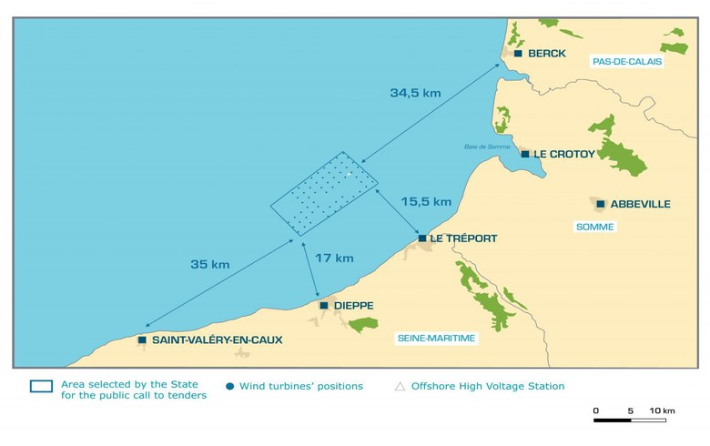 Engie's 496 MW offshore project gets the nod from AFB