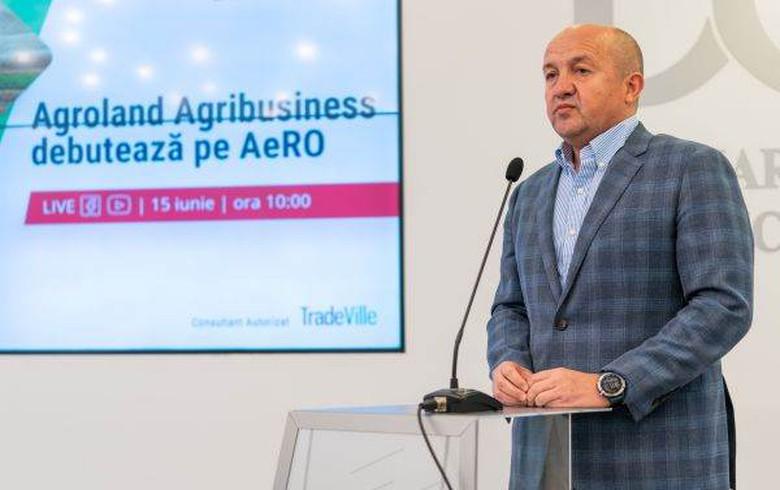 Agroland Agribusiness lists 2 mln euro bond on Bucharest bourse