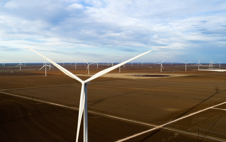 Ørsted completes 338-MW wind park in Texas