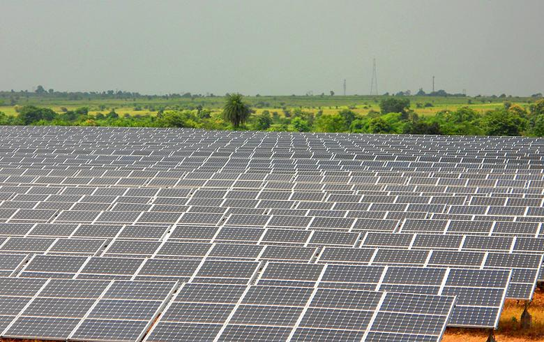 India's Q4 solar power output grows 48% Y/Y