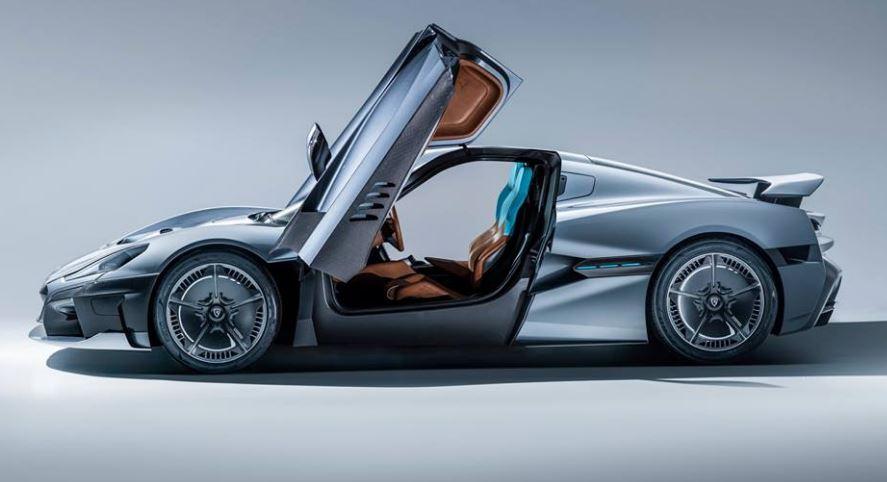 Porsche acquires minority stake in Croatian electric sports car maker Rimac