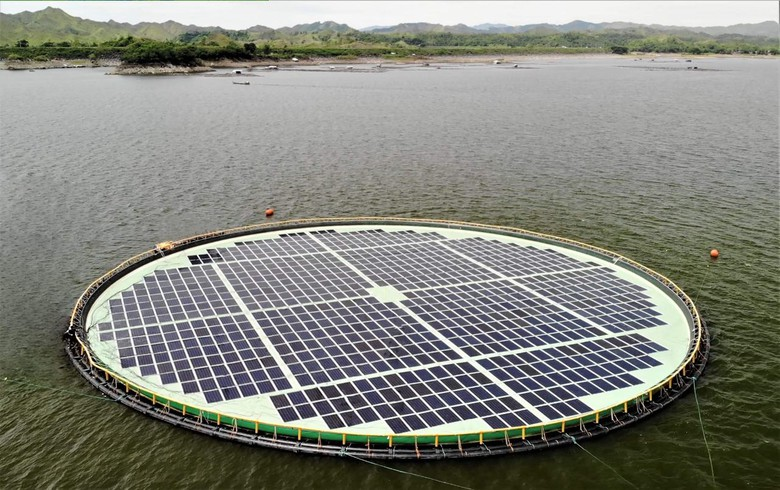 Philippines brings live 200-kW demo floating PV plant