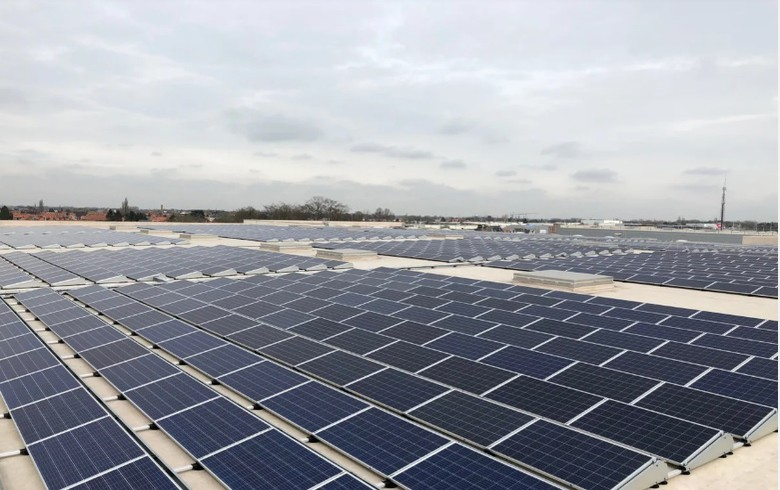 Lidl adds 1.7 MW of rooftop solar at Belgian distribution site