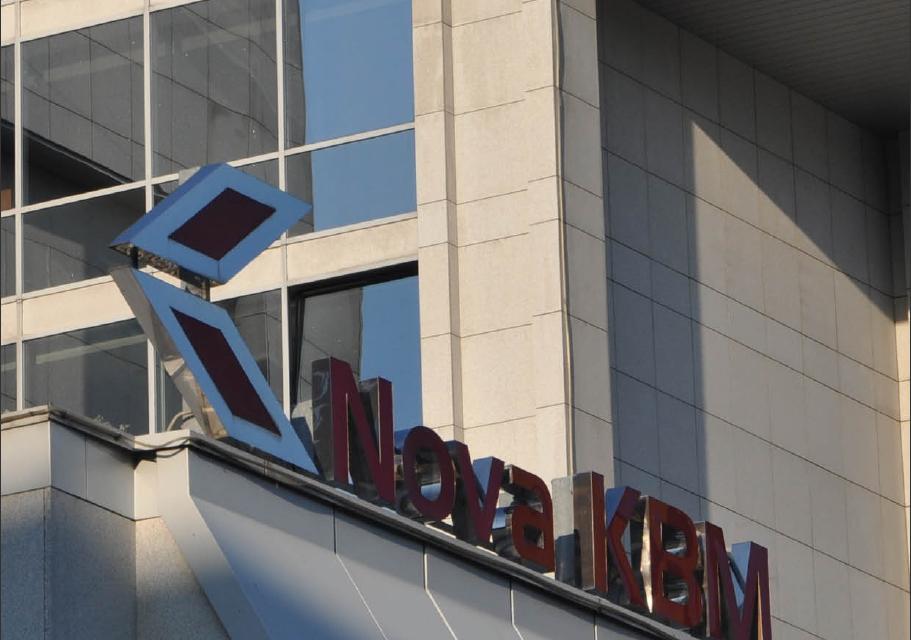 Slovenian banks NKBM, KBS merge