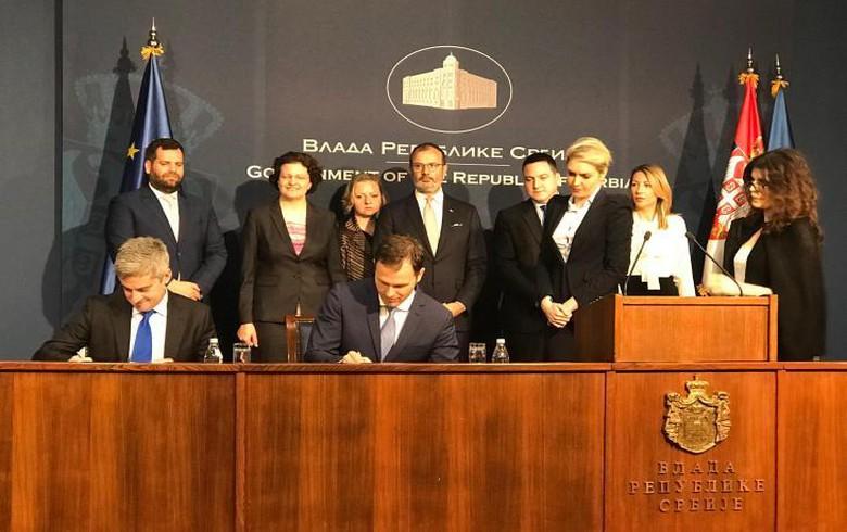 EIB lending 22 mln euro to Serbia to back poor municipalities