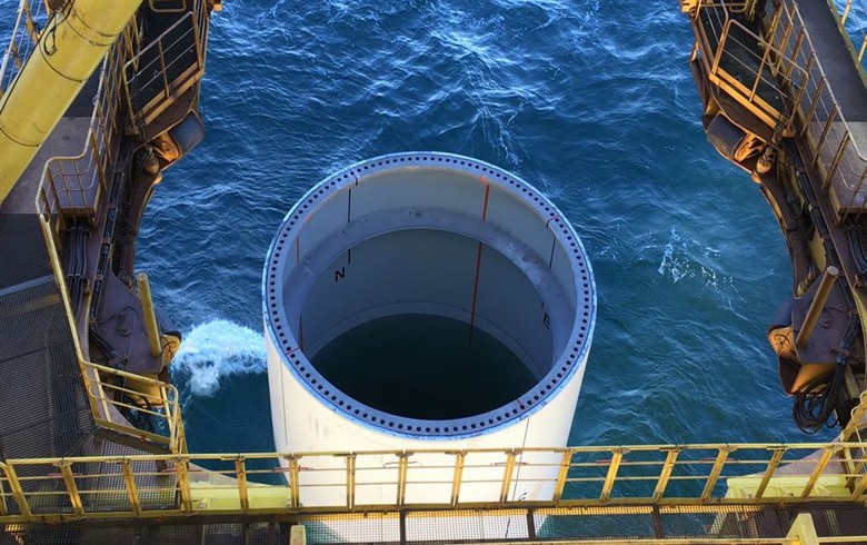 Ørsted initiates offshore construction for 1.2-GW Hornsea Project One