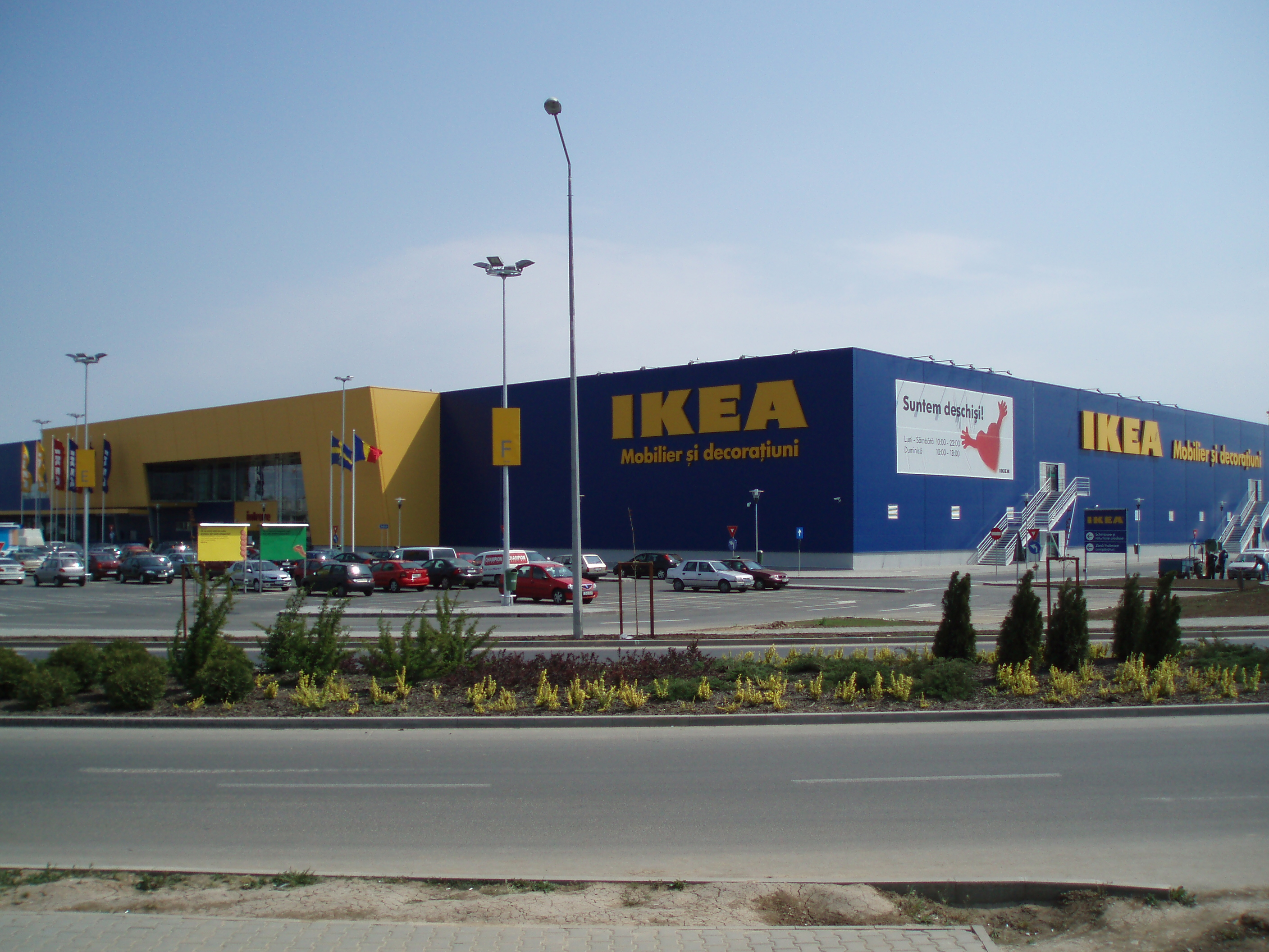 IKEA Romania gets zoning plan approval for second store in Bucharest