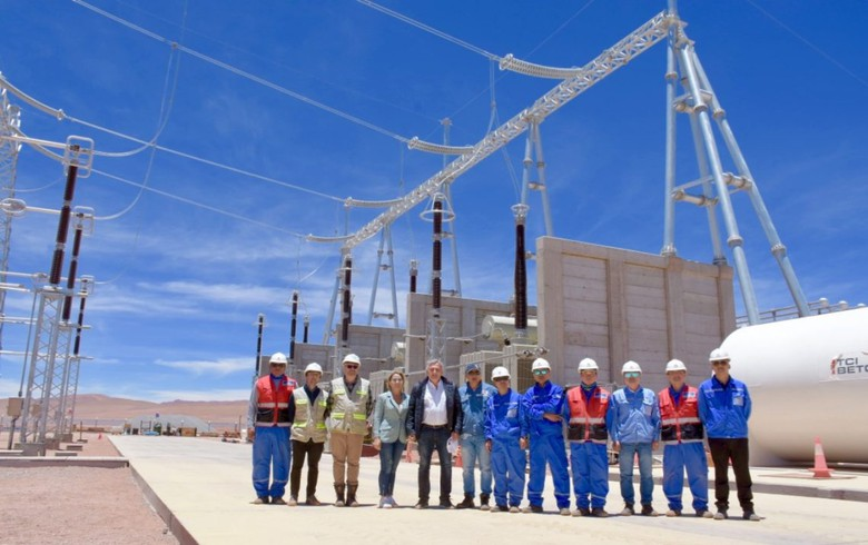 Argentina's 312-MW solar power complex Cauchari completes construction