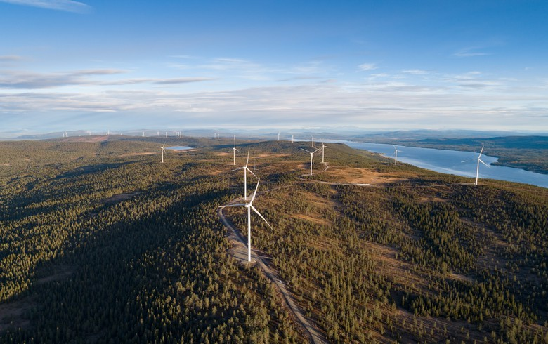 OX2 begins building 56-MW wind park in Norway