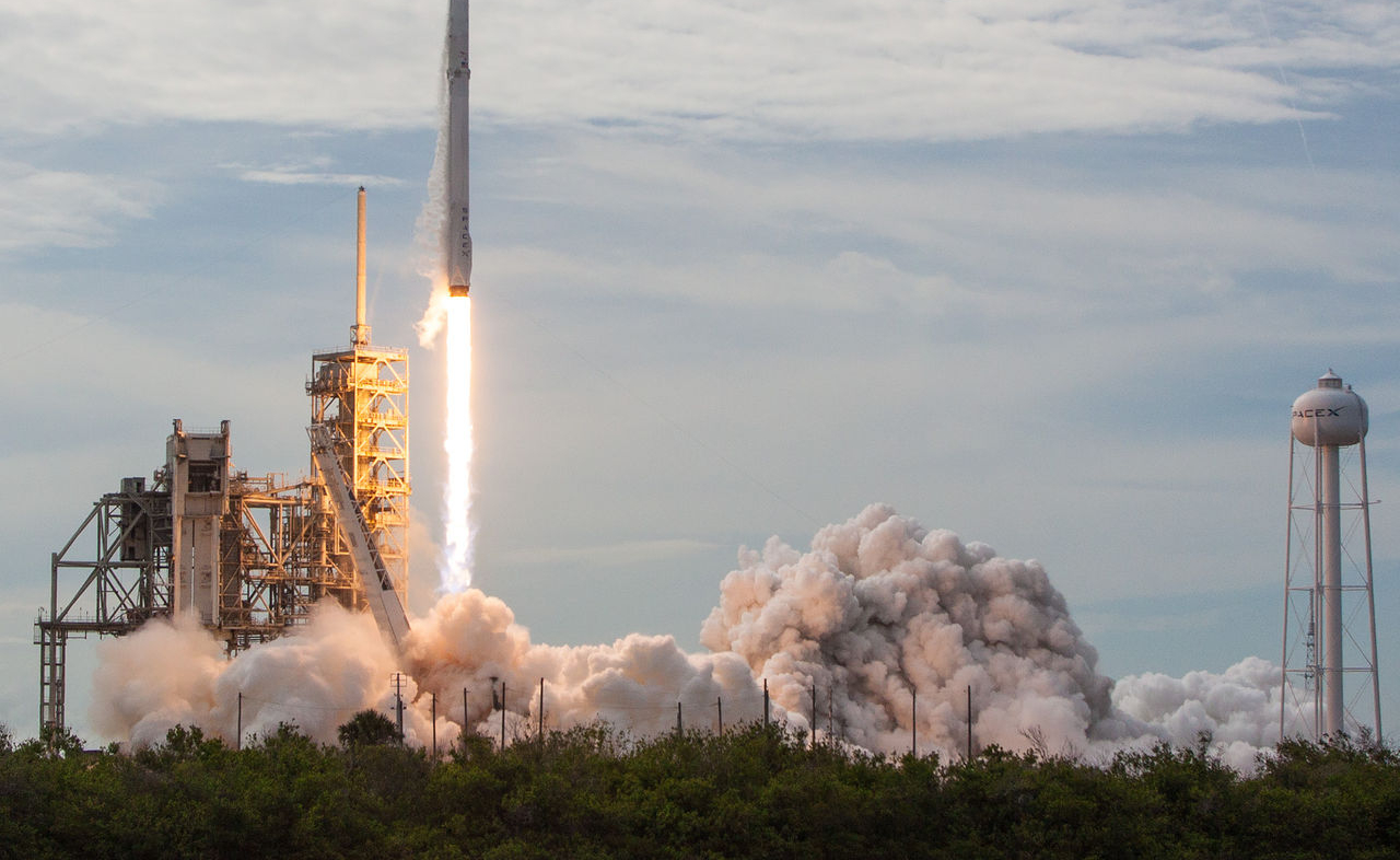 SpaceX successfully launches Bulsatcom's BulgariaSat-1 satellite