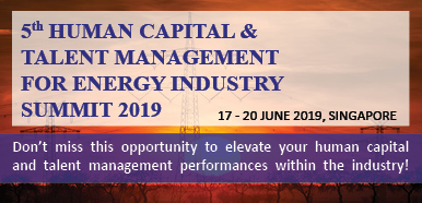 5th Human Capital & Talent Management for Energy Summit 2019