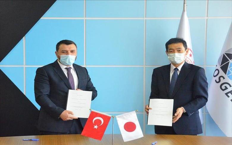 土耳其的Kosgeb与日本的JICA签署了300万美元的贷款协议,以回中小企业