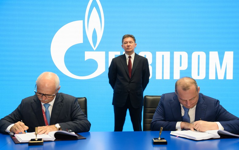 Gazprom, Serbia to start talks on JV for construction of gas-fired power plants