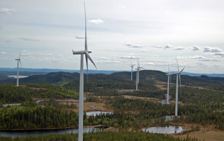 AF Gruppen to build 36-turbine wind park in Sweden