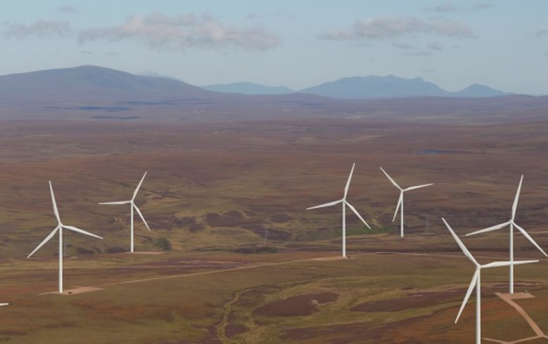 SSE Renewables granted consent to extend Gordonbush wind farm