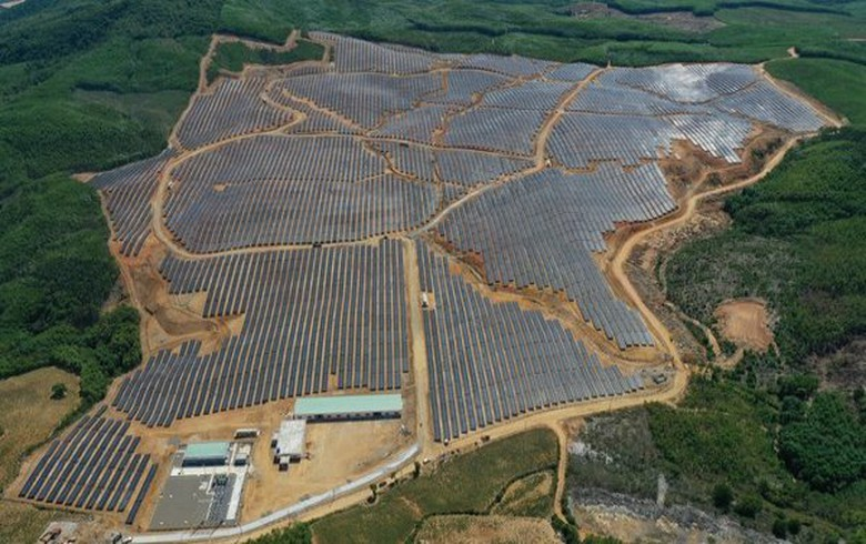 to-the-point: China's GCL SI connects to grid 221 MW of PV farms in Vietnam