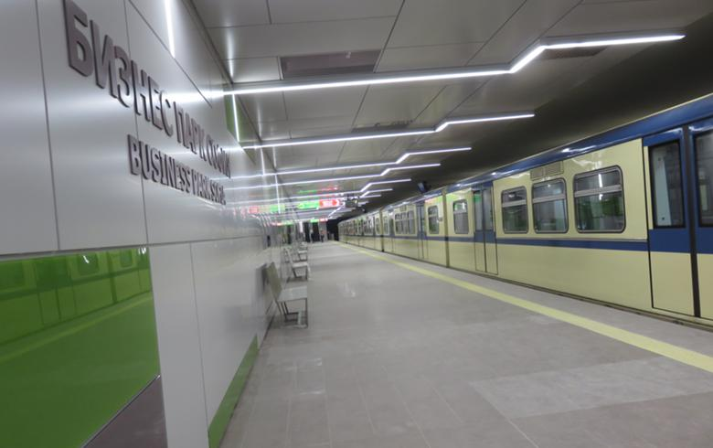 Sofia metro signs 33.4 mln euro train overhaul deal with Metrovagonmash