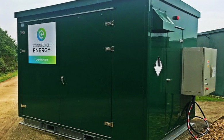 Macquarie, Engie back UK storage firm Connected Energy