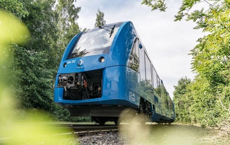Engie successfully refuels hydrogen-powered train in Dutch test