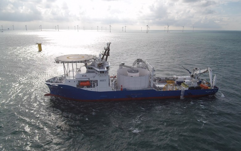NKT gets formal cable order for Dogger Bank offshore wind parks