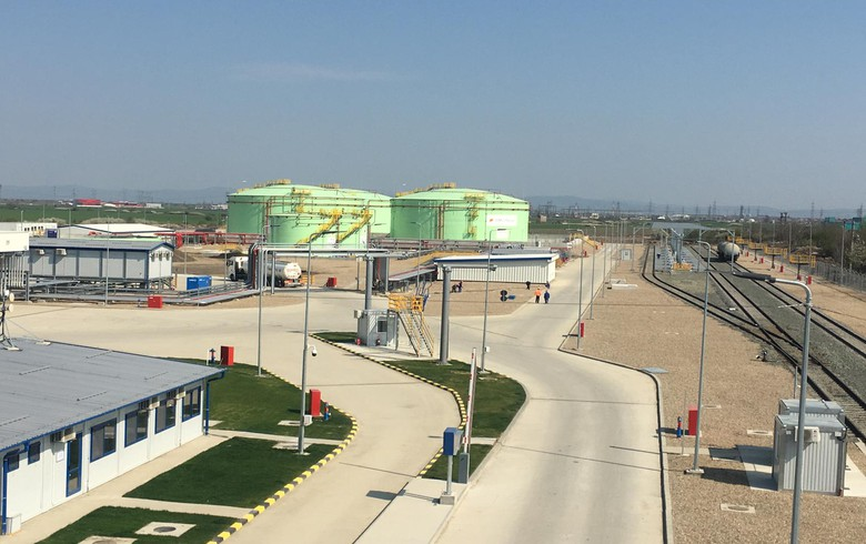 Romania's OMV Petrom invests 19 mln euro in Arad fuel terminal upgrade