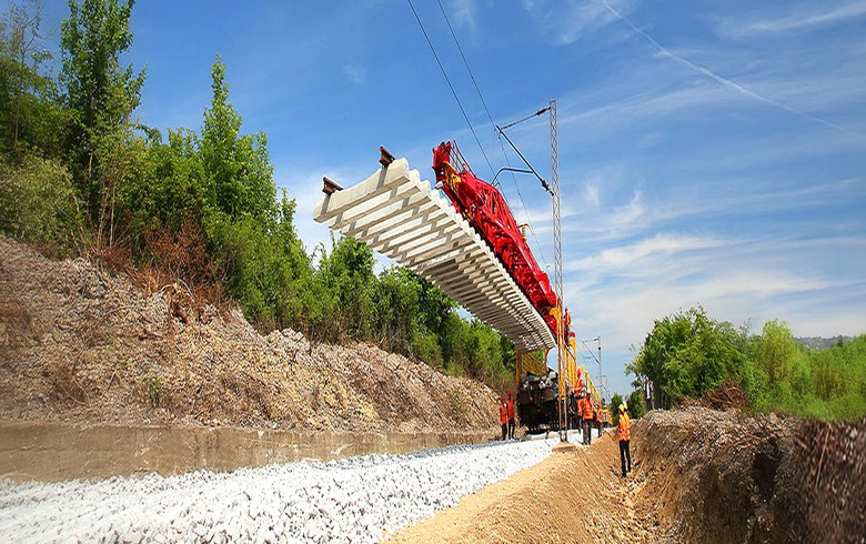 Russia's RZD completes overhaul of Serbia's Resnik-Vreoci railway section