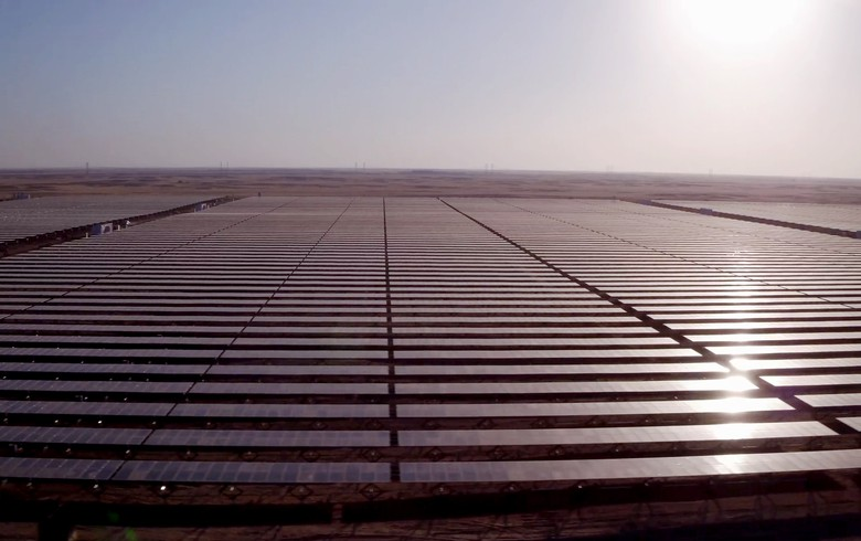 Egypt's Benban solar complex increases operational capacity by 166.5 MWp