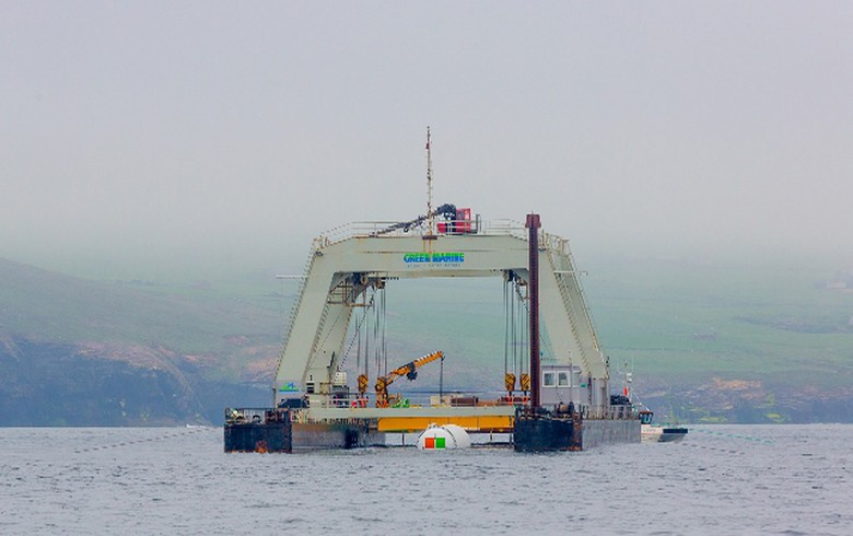 Microsoft tests underwater data centre at EMEC
