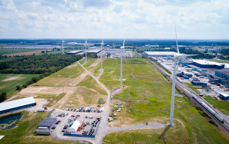Goldwind Americas to supply 60 MW of wind turbines for DG projects