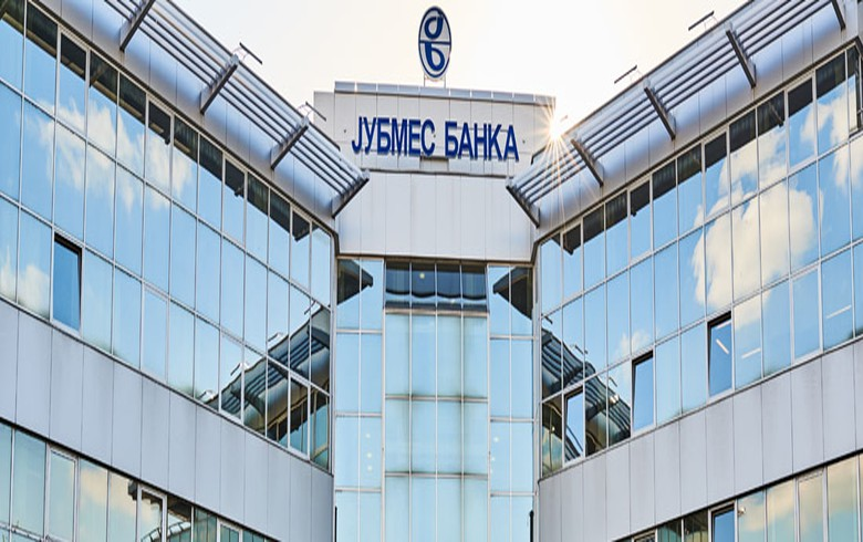 Serbia's Beobanka sells entire 6.6% stake in Jubmes Banka
