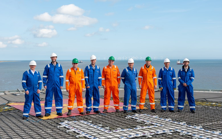 Lhyfe, Borr Drilling join Aquaterra in offshore green H2 jack-up rig partnership