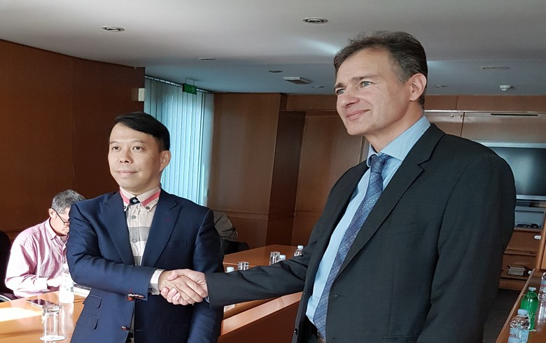Croatia's Tehnika signs MoU on cooperation with Chinese construction company