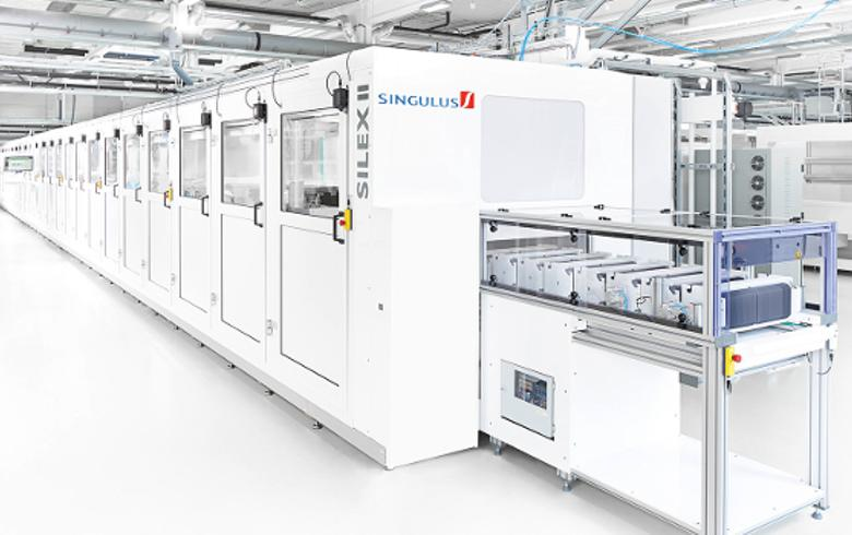PV technology firm Singulus turns to 9-mo profit, sales jump 43%