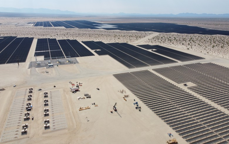 EDF to shed 50% of 310-MWp California solar bundle to Munich Re