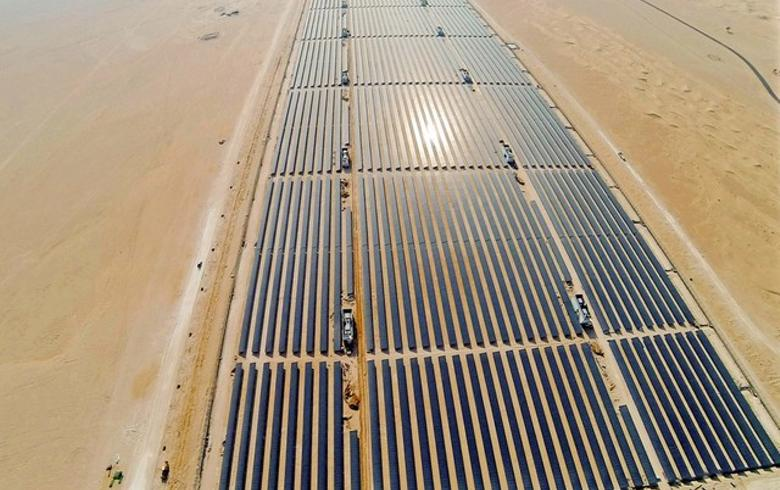 Fin close achieved on 950-MW Noor 1 solar project in Dubai