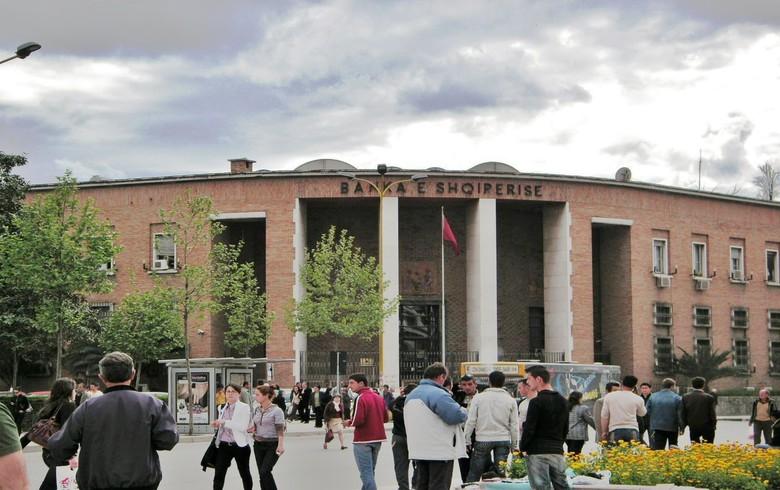 阿尔巴尼亚的C银行使钥匙率保持不变0.5%