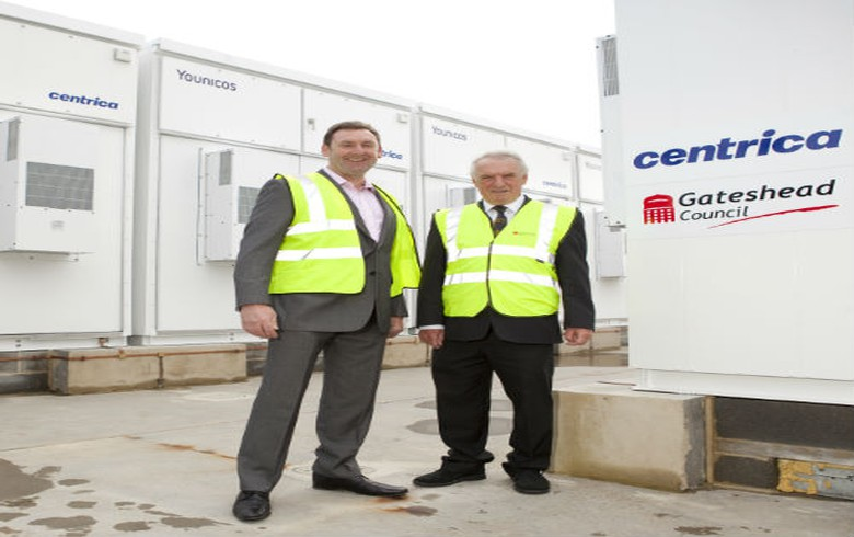 Centrica installs batteries at CHP plant in UK