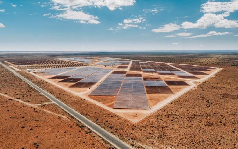 South Africa's 55-MW Greefspan II solar farm reaches COD