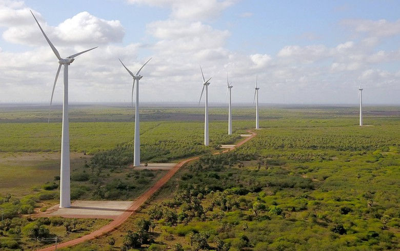 Voltalia breaks ground on 99.4-MW wind park in Brazil