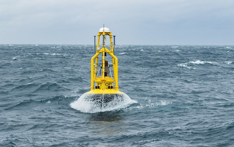 Ocean Power Technologies deploys PowerBuoy in North Sea