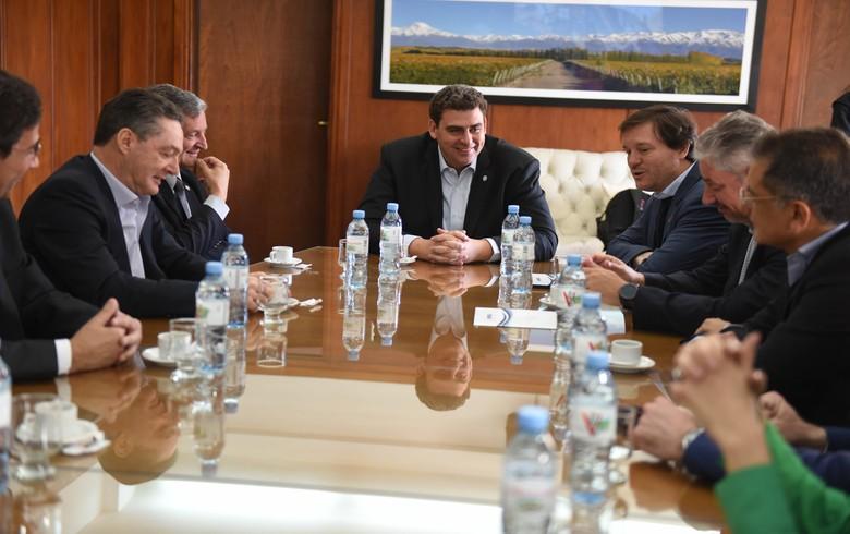 Argentina's Mendonza to work on 5-MW wind turbine prototype