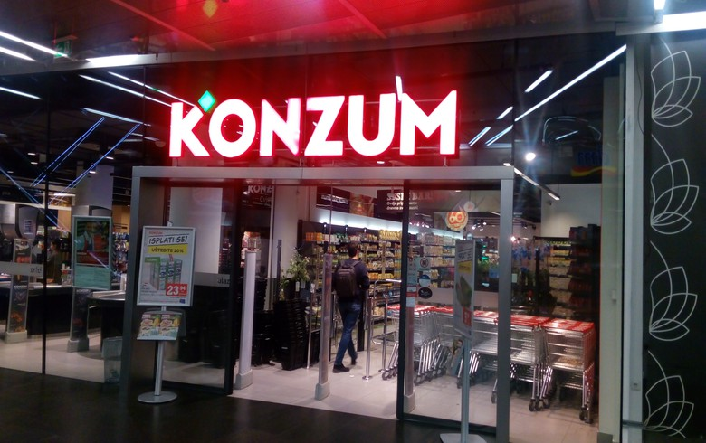 Konzum remains Croatia's top retailer in 2018 - competition agency