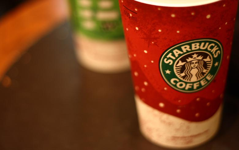 First Starbucks coffee shop opens in Serbia