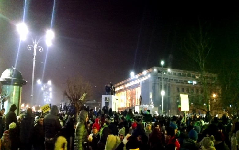Backtracking on anti-graft fight sparks biggest protests in Romania since 1989
