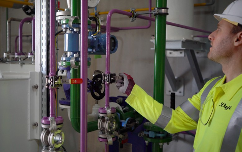 Lhyfe begins hydrogen production from wind power in France