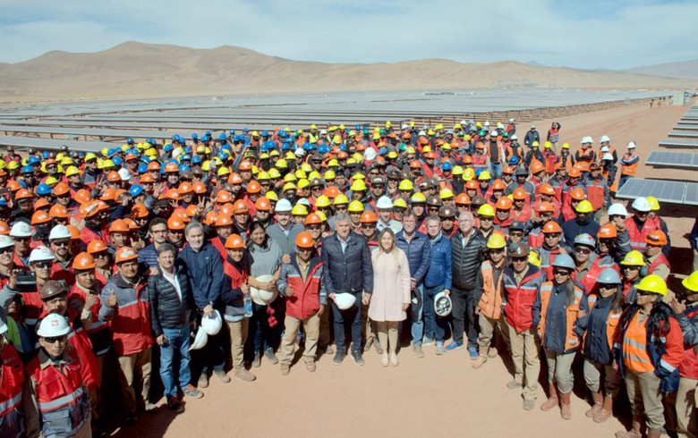 Argentina's Jujuy completes 200 MW of solar farms